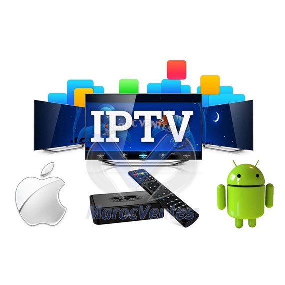 IPTV Maroc Silver Pack 24000 canaux IPTV 1